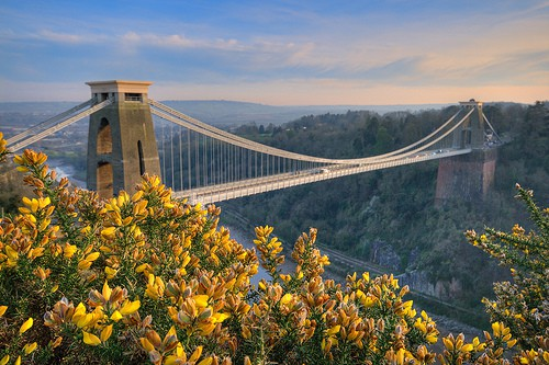 Clifton Bridge - Bristol